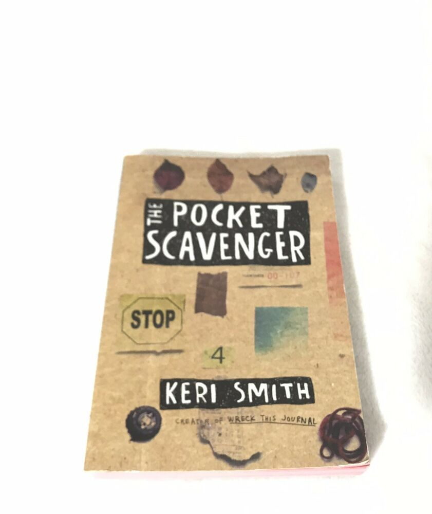 Details about The Pocket Scavenger by Smith, Keri Book The