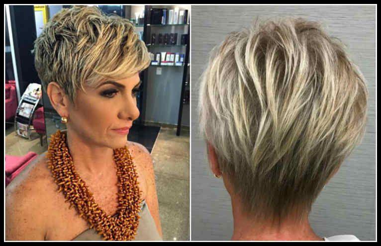 Modische Frisuren Fur Frauen Ab 50 Und Haarfarben Die Junger Machen Frisuren Tutorials Frisuren Modische Frisuren Kurzhaarschnitt Frisuren