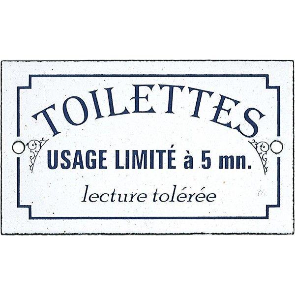 Plaque De Porte Metal Toilettes Usage Limite 5 Min Humour Jpg 600 600 Pixels Image Salle De Bain Humour Contenus Gratuits A Imprimer