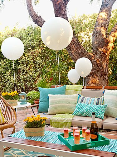 The 14 All-Time Best Backyard Party Ideas Backyard, Summer and
