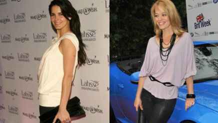 You may be attracted to wearing leggings because they look so casual, comfy and perfect for the 40+ lifestyle. But how do you wear them in a way that doesn't make you look 1) fat or 2) like a desperate older woman? Check out these stylish examples of how to tastefully wear leggings or skinny pants after 40.