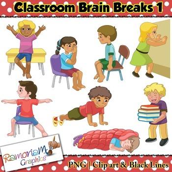 Brain Breaks - Brain Breaks Break - Children's Song by The Learning Station  - YouTube