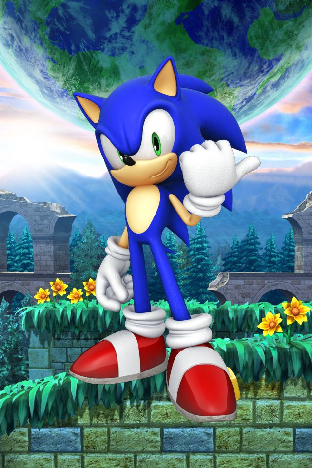 Sonic the hedgehog background Cool Wallpapers and