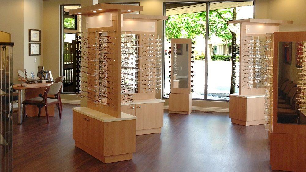 8ef59f955e6 acrylic sunglass display, optical practice design, architectural ...