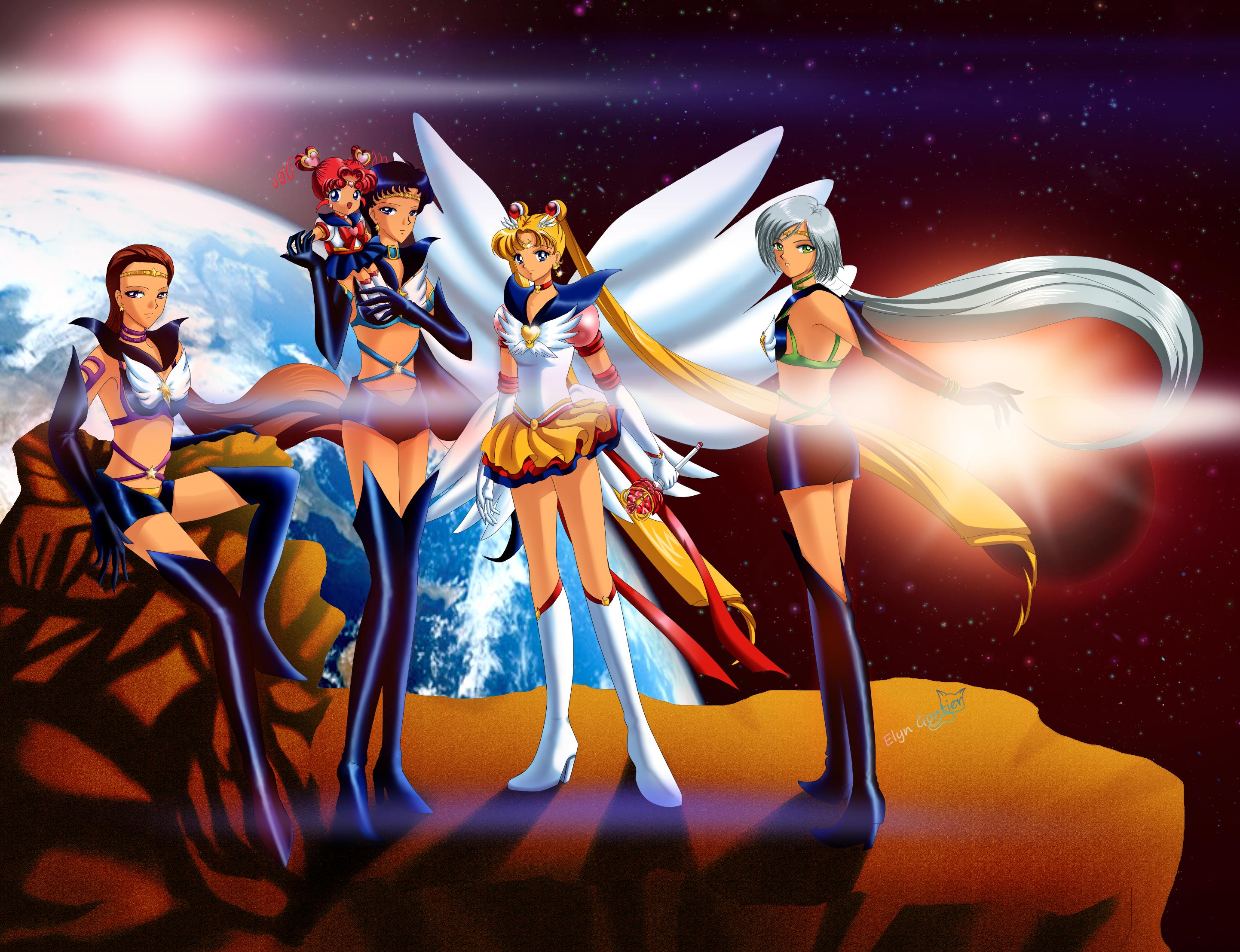 Anime SAILOR MOON Wallpaper HD Sailor Moon HD Wallpapers