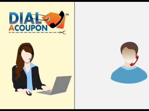 Check Out How To Get A Discount Coupon Form Dial A Coupon!!