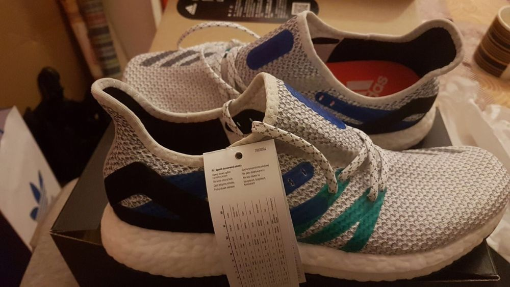huge selection of 8f351 a7e74 Adidas x Speedfactory AM4LDN Ultra Boost Running Trainers - UK 6.5
