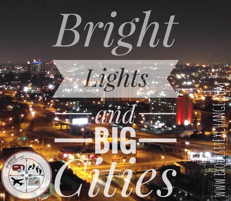 Bright Lights & Big Cities, Houston Texas ...