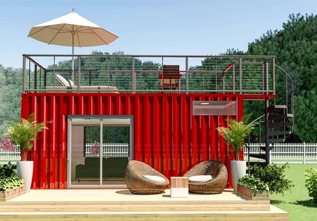Shipping Container Homes On Instagram 1 2 Or 3 Choose Your Favorite Shipping Container H Container House Container House Design Shipping Container Homes