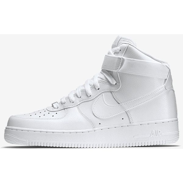 49e415205 Nike Air Force 1 High 07 Men's Shoe ($100) ❤ liked on Polyvore featuring  men's fashion, men's shoes, nike mens shoes and mens shoes