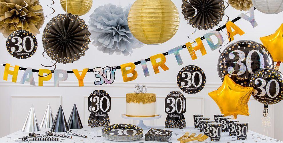 Sparkling Celebration 30th Birthday Party Supplies Party City 40th Birthday Party Supplies Happy Birthday Party Supplies 50th Birthday Party Ideas For Men