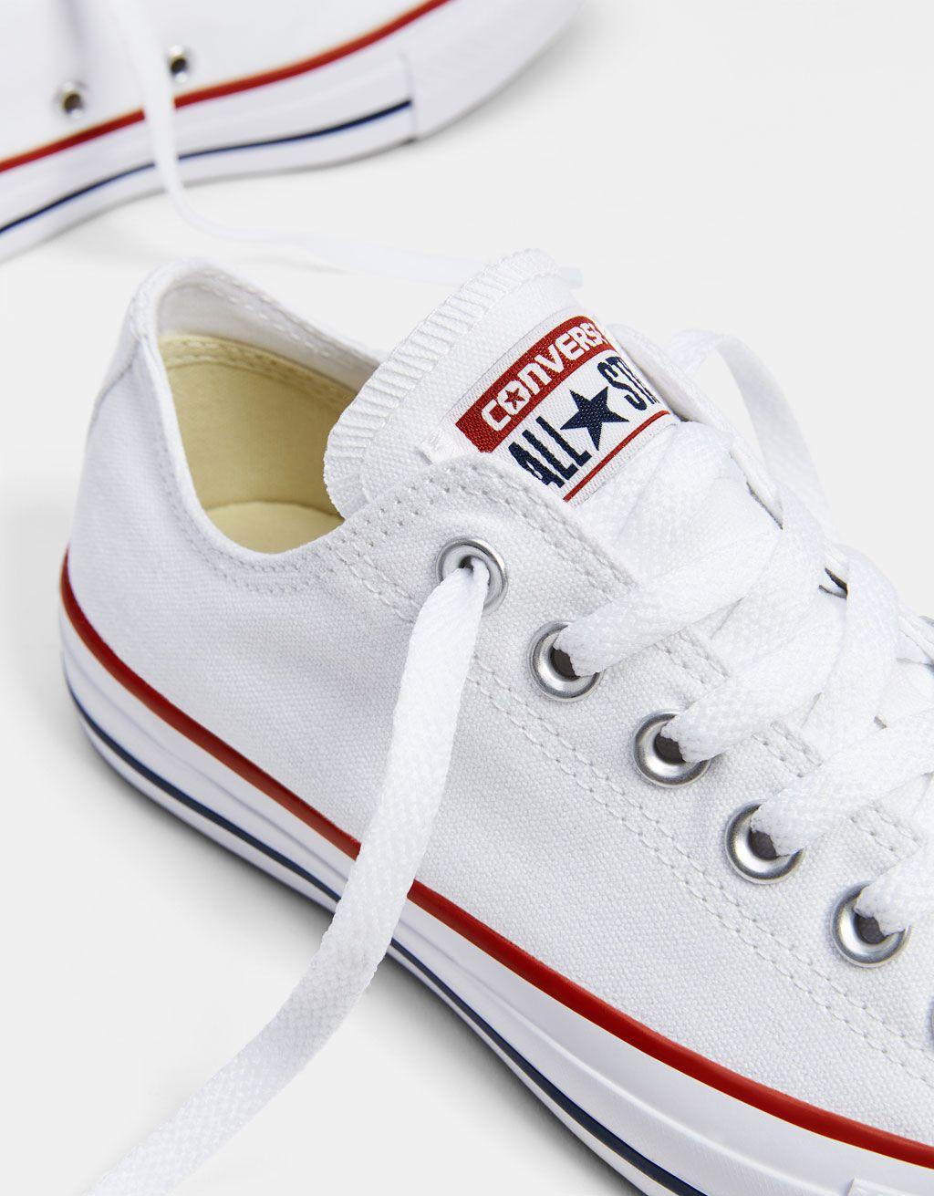Tênis Converse All Star Tecido Preto