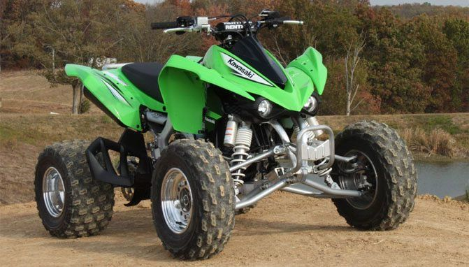 Kawasaki KFX450: Best Buy of the Week | Pinterest | Atv