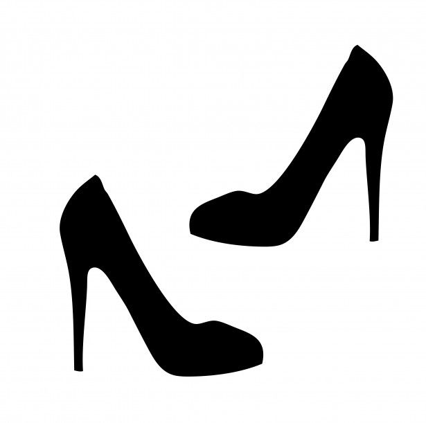 Art Project With Shoes Heels High Heel Tattoos Heel Tattoos