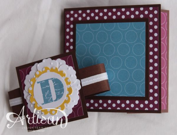 Wickedly Wonderful Creations: 2012 Artisan Design Team Projects for December - Part 3