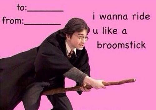 b243fd83d285ddc625c662c42da65867 harry potter valentine's day card memes 4 a fun blog tumblr