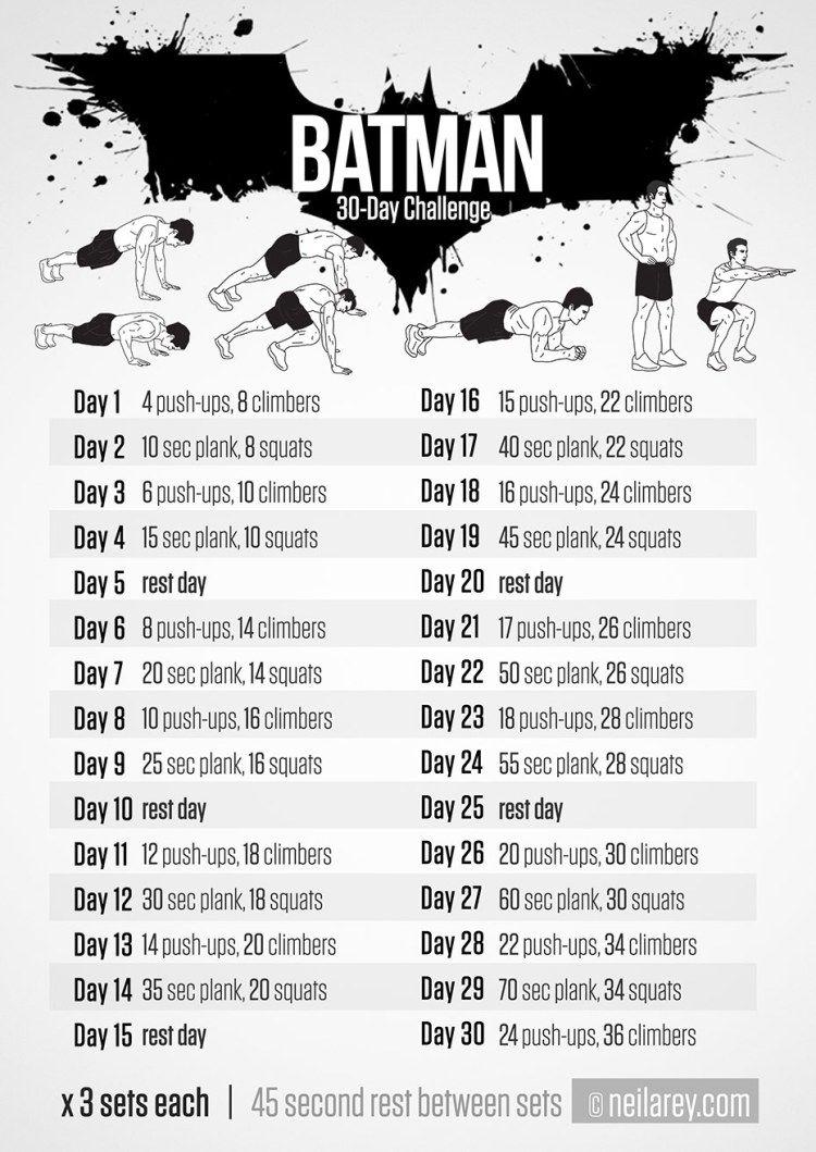 New Program: 30 Days of High Intensity Training (HITT
