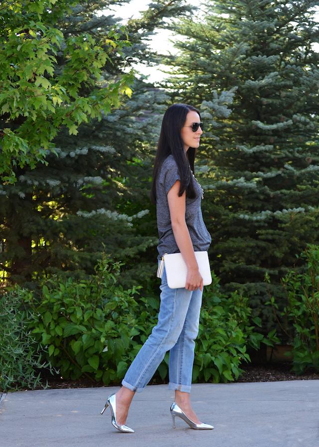 GiGi New York   White All In One Clutch   Pink Avenue Fashion Blog