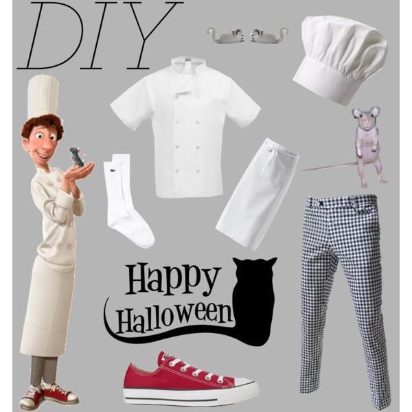 Diy Halloween Costume Alfredo Linguini Halloween Costumes Diy Halloween Costume Halloween Goodies
