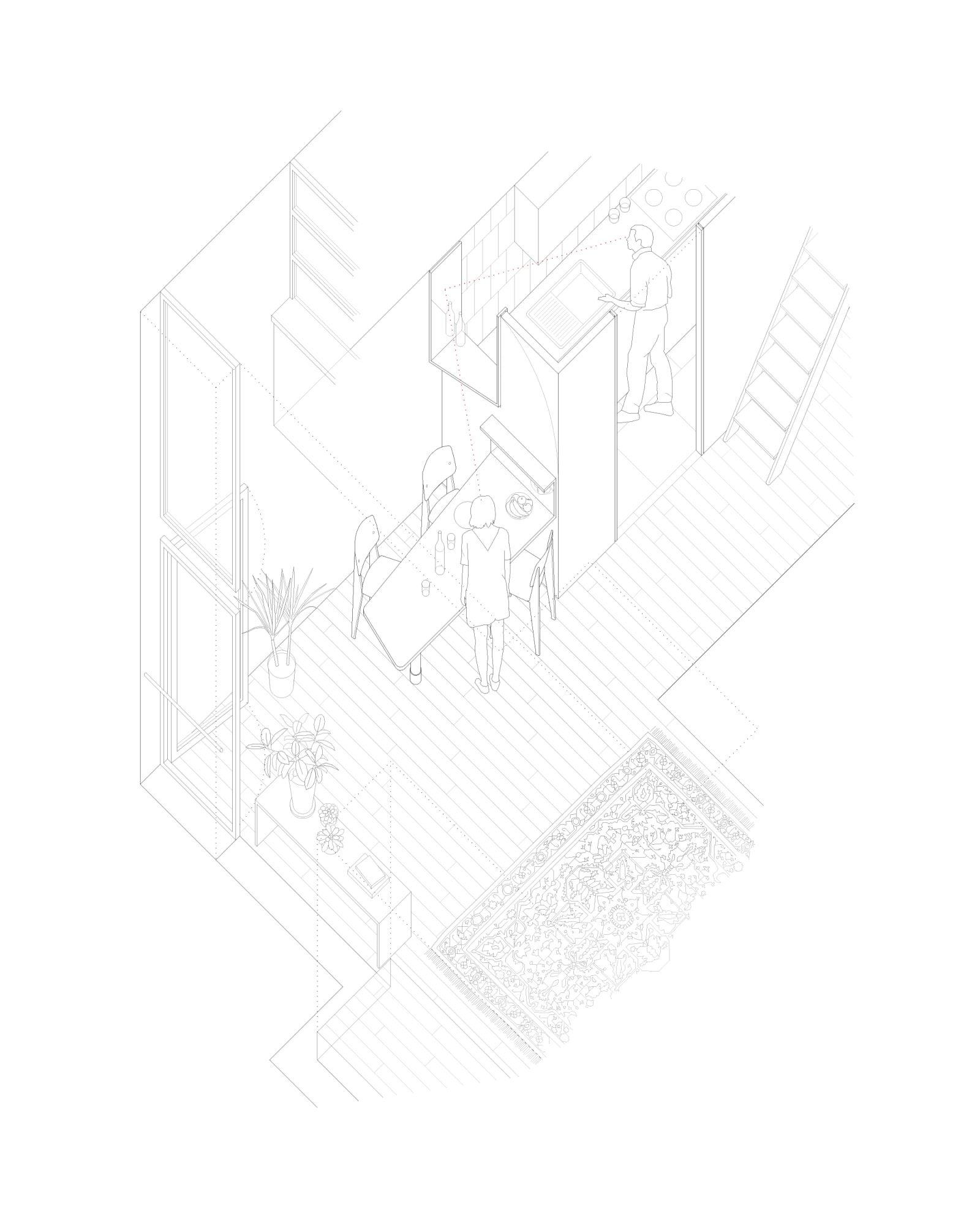 Bonell Doriga Madrazo Architecture Graphics Architecture Drawing Architecture Design