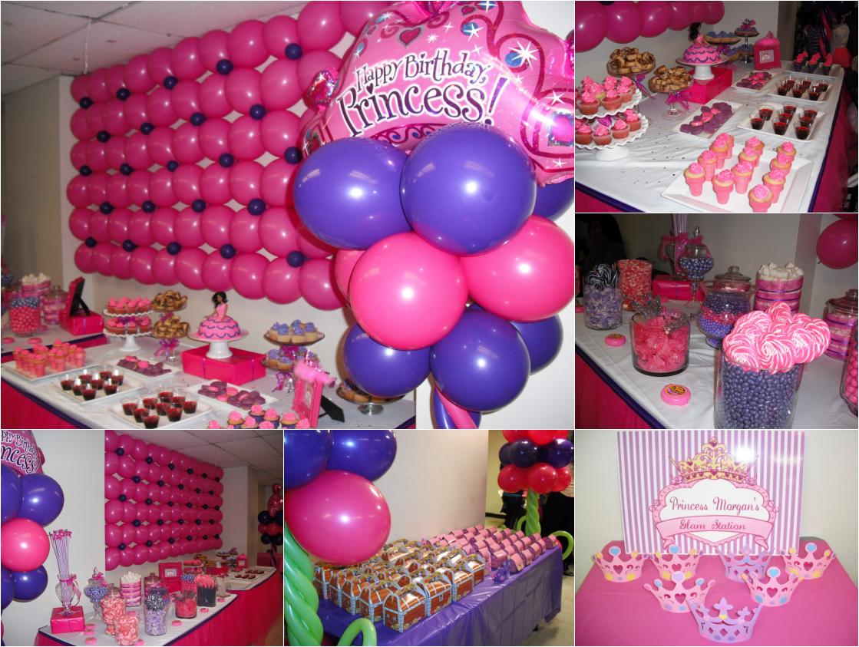 Superb Princess Theme Party Decoration Ideas Part - 10: #Princess Birthday Party Ideas