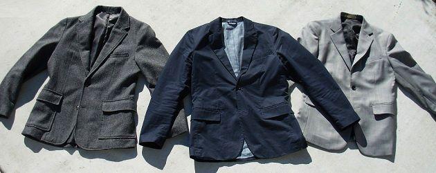 Blazer Vs Suit Photo Album - Reikian