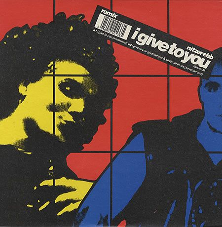 """For Sale -Nitzer Ebb I Give To You UK  10"""" vinyl single (10"""" record)- See this and 250,000 other rare and vintage records & CDs at http://eil.com/"""
