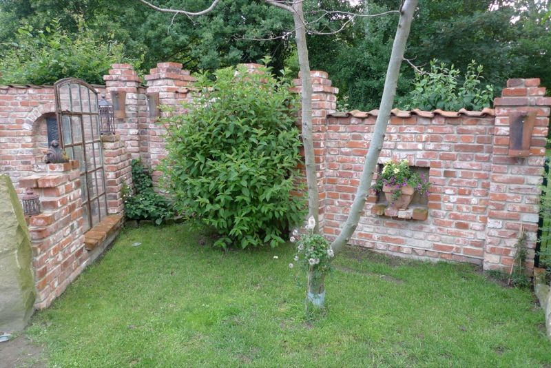 Captivating Inspirationen Für Ruinenmauern Im Garten   Karin Urban   Natural STyle Nice Look