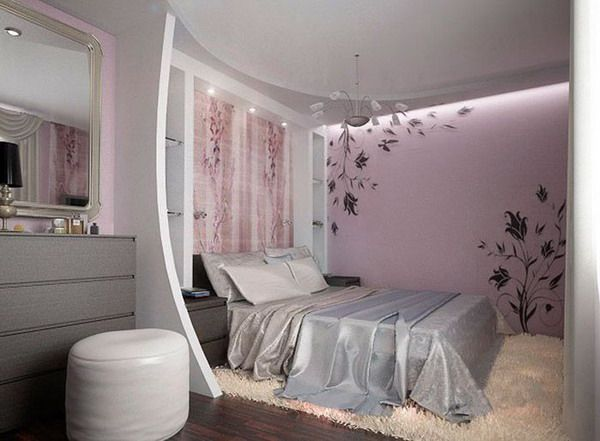 Fashionable Bedroom Design Trends 2020-2021