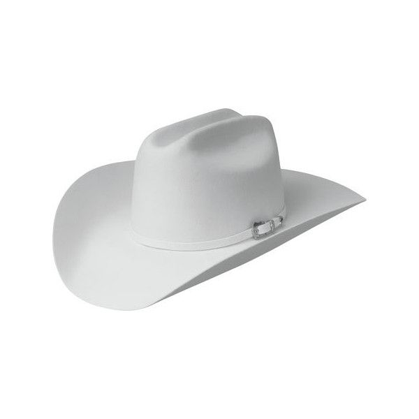 Bailey Western Pageant II 2X Cowboy Hat - White ( 100) ❤ liked on Polyvore  featuring accessories 926a772758e