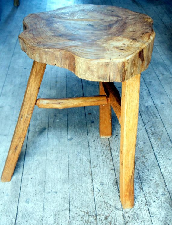 Small side table wooden coffee table by WoodenStoryStudio on Etsy