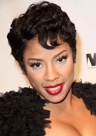 Keyshia Cole Srt Hairstyles - http://www.creativeideasblog.com ...