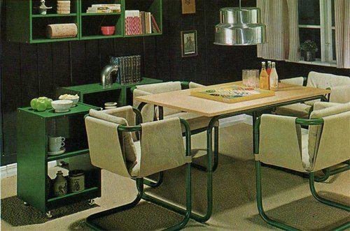 explorez mobilier dcor des annes 1970 et plus encore - Table De Salle A Manger Ikea1962