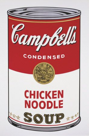 Campbells Soup Soup Is Good Food Slogan Graphic Pinterest