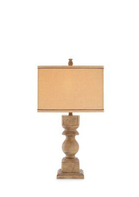 Distressed Baluster Table Lamp In 2018 Products Pinterest