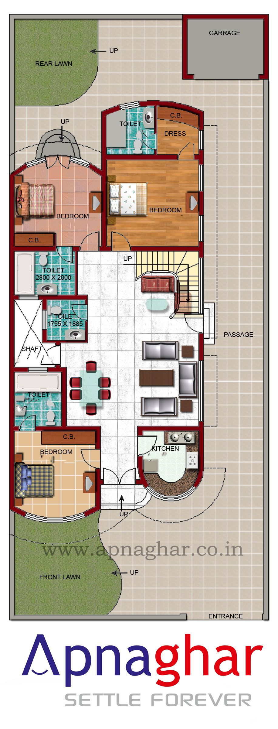 Looking for a Floor Plan for your