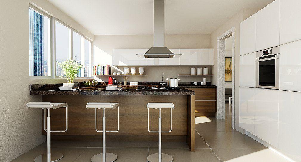 Cocinas y Muebles Sobre Diseño   Tendencias 2013