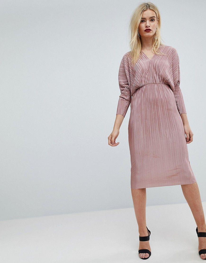 ccb864a4d9ce9 Pink awesomeness dress | dress up | Pink midi dress, Dresses, Fashion