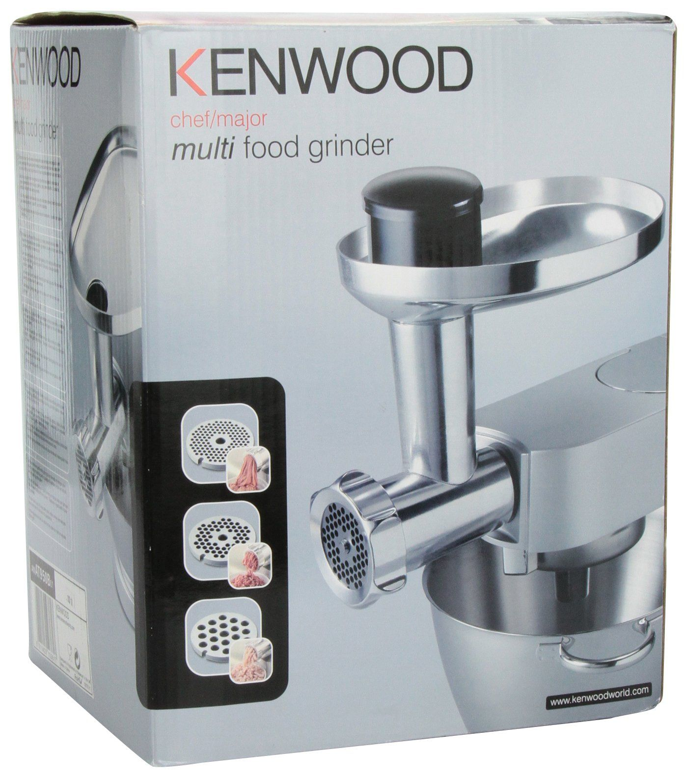 Kenwood Mincer and Food Grinder Attachment AT950 for
