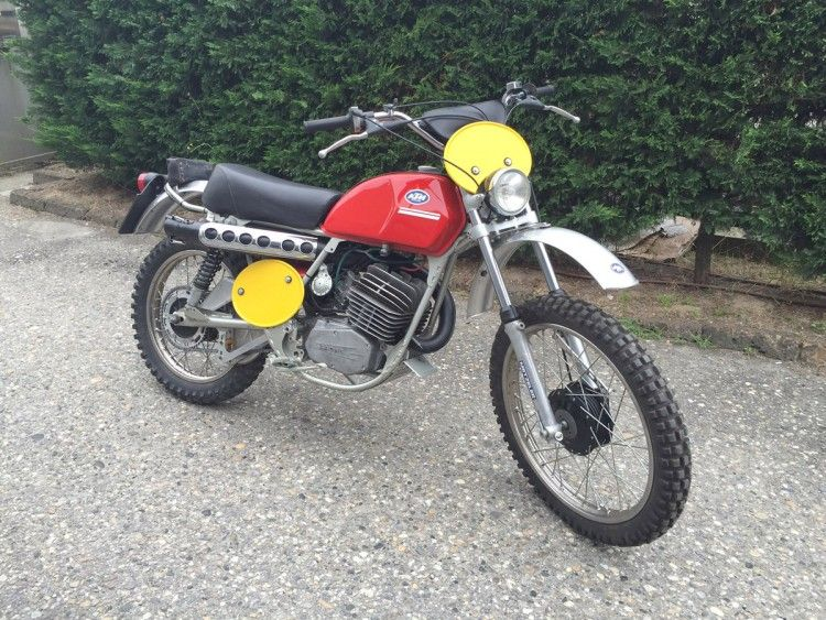 1973 KTM GS 125 ENDURO