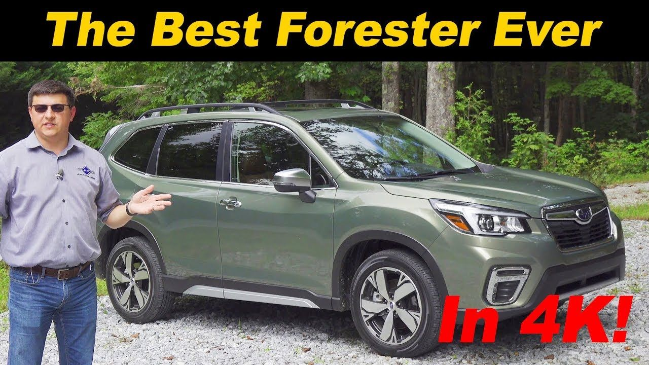 2019 Subaru Forester Review Doubling Down On Safety And Value Youtube Subaru Forester Subaru Models Subaru