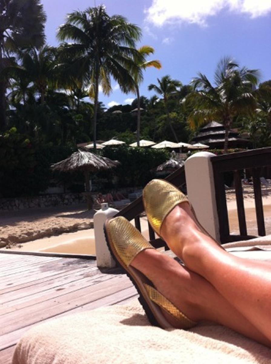 Holidays with the elegant avarcas