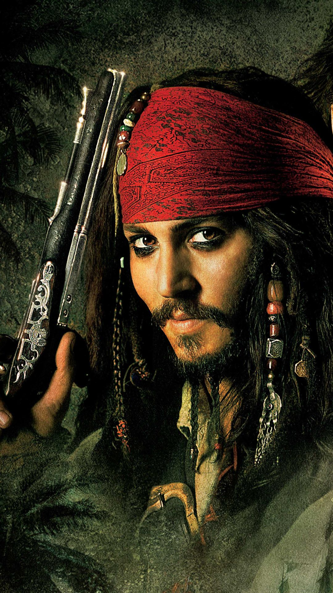 1080x1920 Wallpaper 617162 Jack Sparrow Wallpaper Jack Sparrow Tattoos Pirates Of The Caribbean
