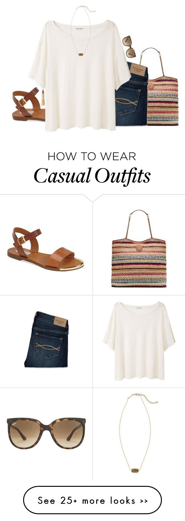 """""""casual college fair"""" by brooklm on Polyvore"""