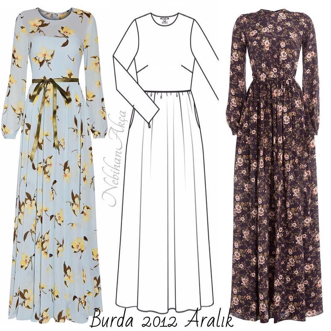 Instagramuda n e b İ h a n a k Ç a nebihanakca vestidos