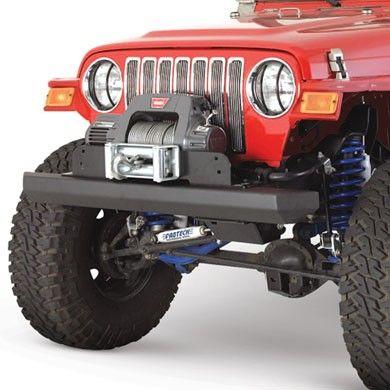 Classic Rock Crawler Front Bumper Http Www Wrangler4x4 Com