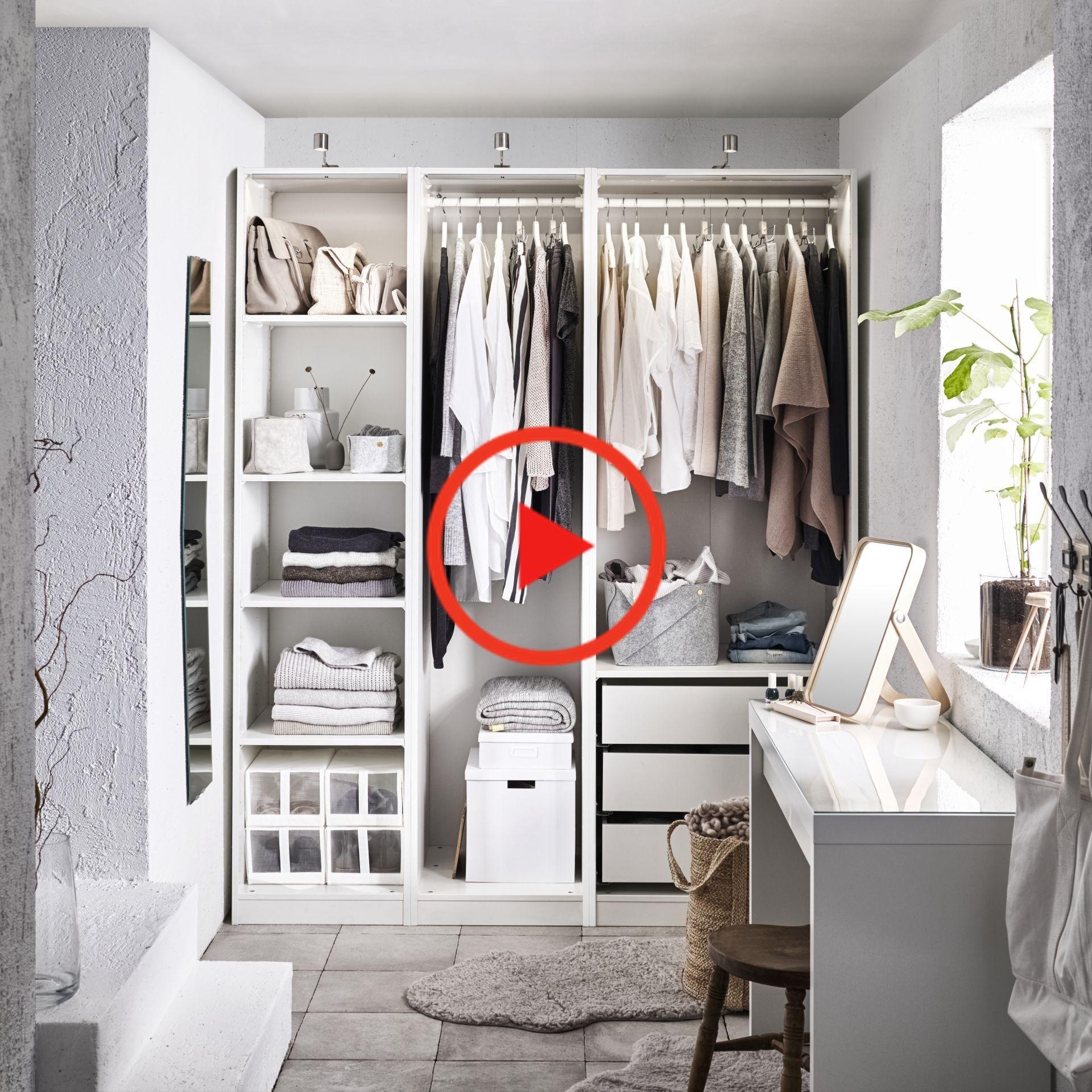Ikea Deutschland Malm Und Pax Kann Man Ganz Leicht Kombinieren