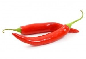 Stabilize blood pressure with Super Spicy Peppers