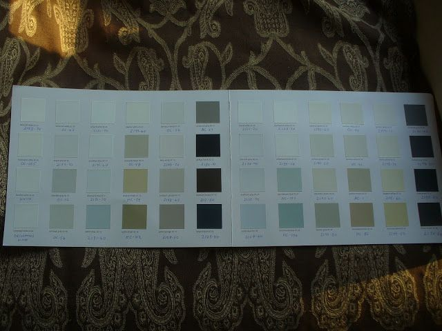 Cracking The Darryl Carter Bm Paint Code White Paint Colors Paint Colors For Home Paint Charts