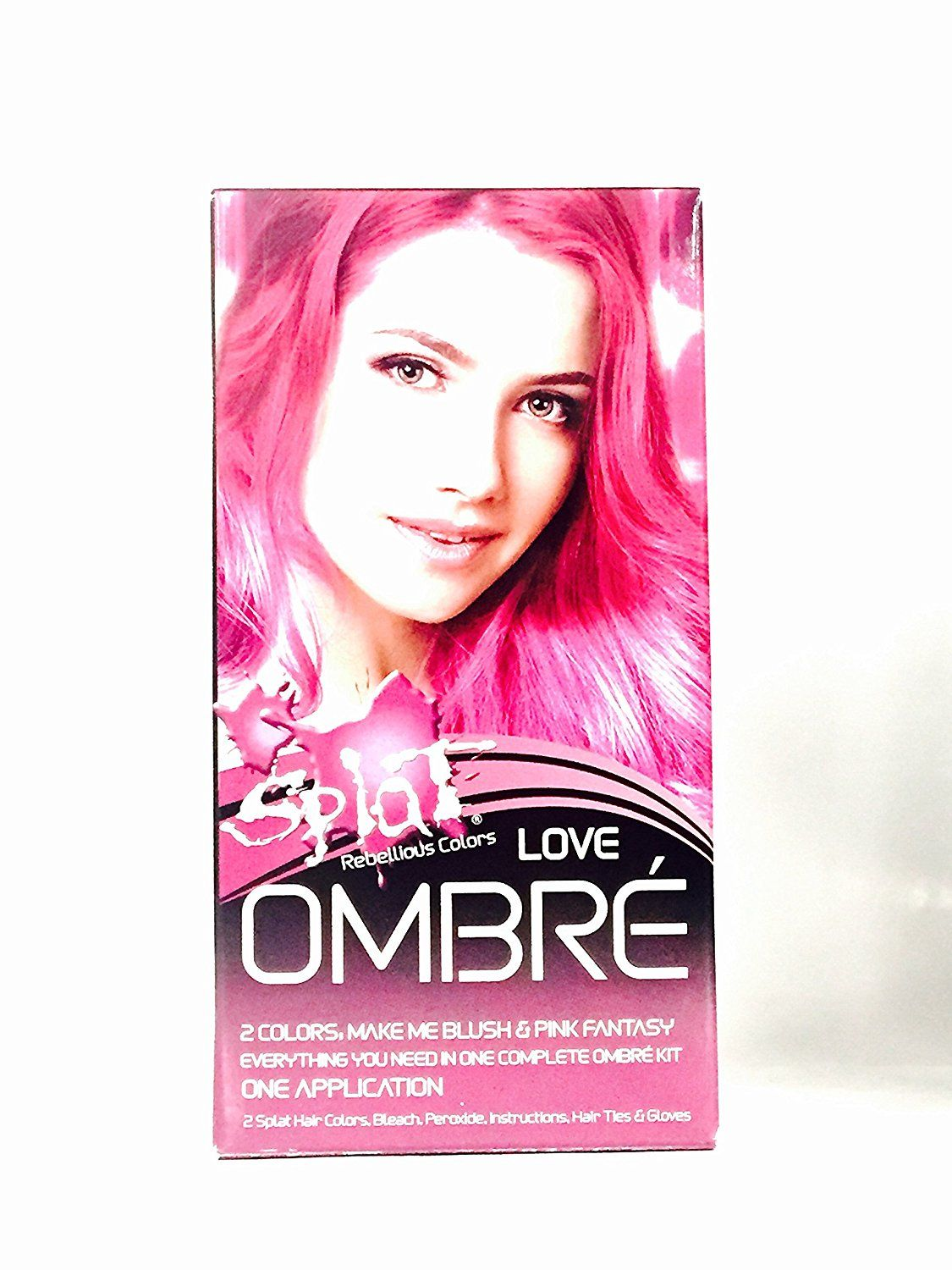 Developlus Splat Kit Love Ombre Read More Reviews Of The Product By Visiting The Link On The Image Haircare Ombre Hair Ombre Hair Color Hair Color Cream
